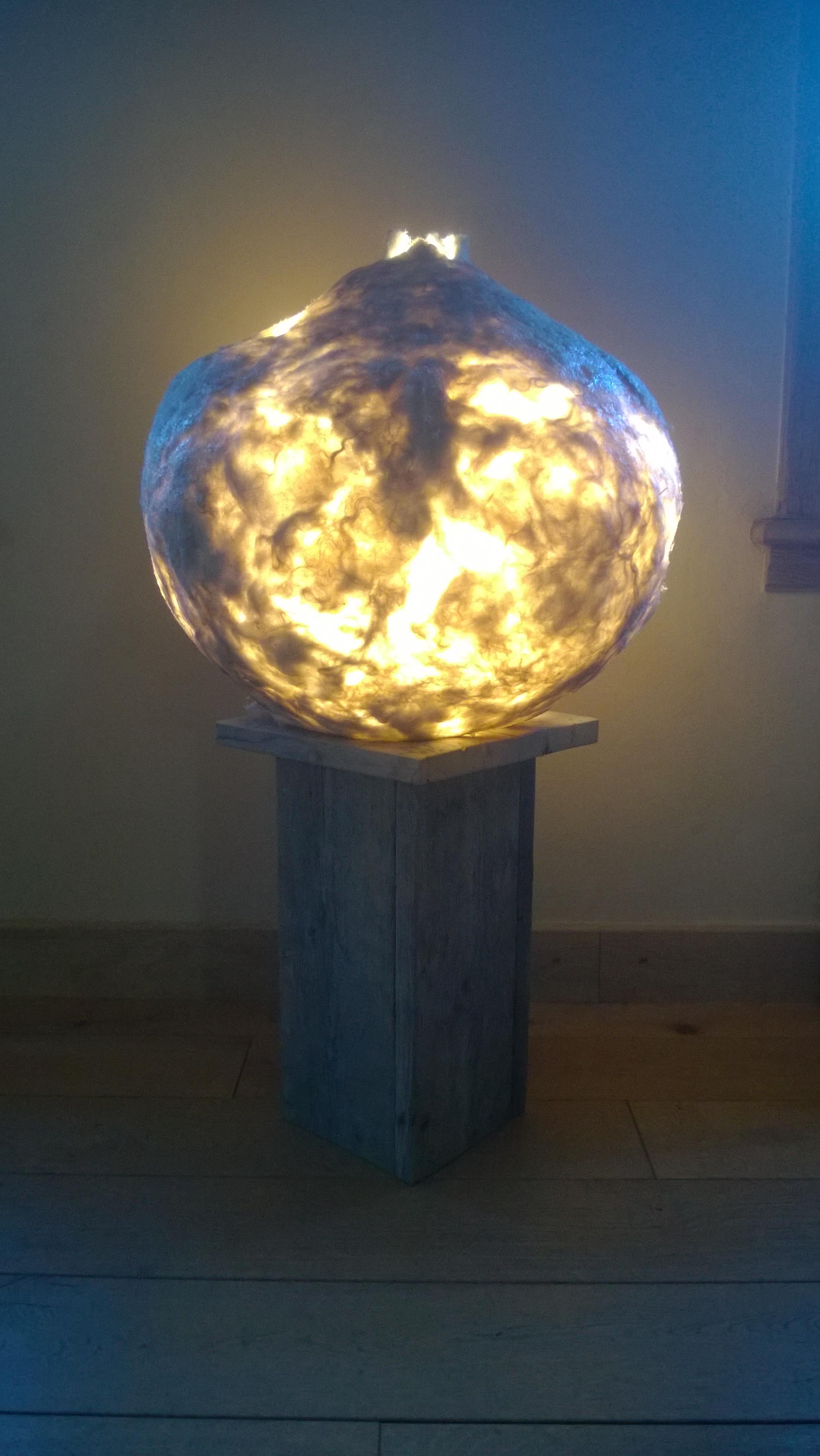 Lunalamp gevilt 2015